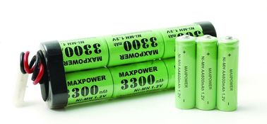 China A bateria do SC 3300mAh 7.2V Nimh embala 10C para o CE do UL dos passatempos de R/C distribuidor