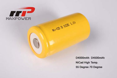 China baterias D4500mAh do sub C NICAD do sinal luminoso 1.2v, bloco liso da bateria distribuidor