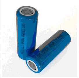China A bateria do Li-Íon do portátil embala 18500 3.7V, baterias de lítio 1400mAh distribuidor